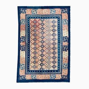 Antique Chinese Peking Carpet, 1900s