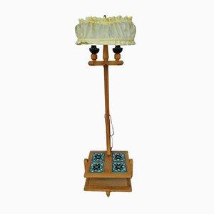 Floor Lamp by Guillerme Et Chambron for Votre Maison