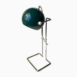 Space Age Green Ball Table Lamp by E.S. Horn, 1960s