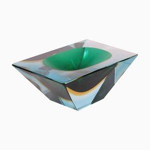 Vide-Poche aus Sommerso Glas
