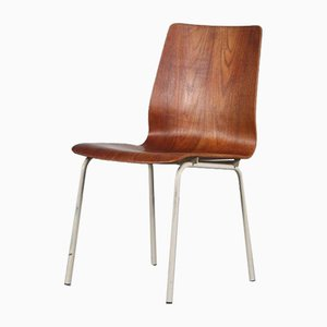 Side Chair by Friso Kramer for Auping, The Netherlands, 1950s