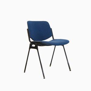 Italienische Esszimmerstühle von Giancarlo Piretti für Castelli, 1980er, 2er Set