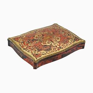 Louis XV Style Tortoiseshell and Brass Case