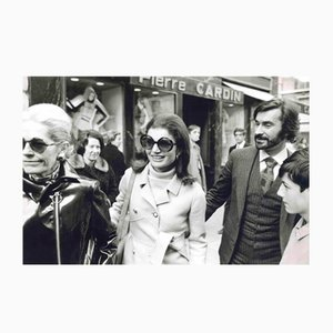 Unknown, Jacqueline Kennedy and André Oliver, Vintage Photograph, 1960s