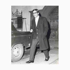 Sconosciuto, Ritratto di Alexander Onassis, Fotografia vintage, anni '60