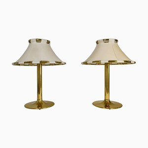 Anna Table Lamps by Anna Ehrner for Ateljé Lyktan, 1970s, Set of 2