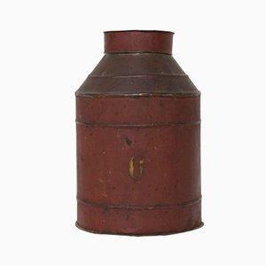 Antike niederländische Teedose