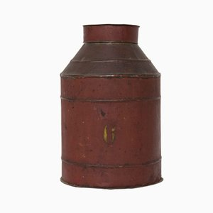 Antique Dutch Tea Caddy