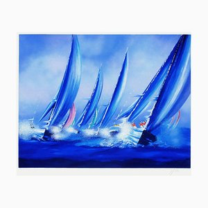 V-Voiles II by Victor Spahn