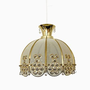 Hollywood Regency Pendant Lamp, 1970s