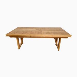 Italian Style Table by Guillerme et Chambron for Votre Maison