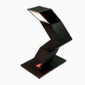 Adjustable Zig Zag Snake Desk Lamp by Shui Shan for Elite Lighting, 1980s
