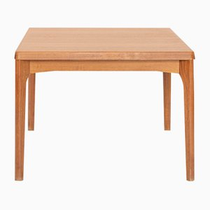 Square Teak Coffee Table by Henning Kjaernulf for Vejle Mobelfabrik