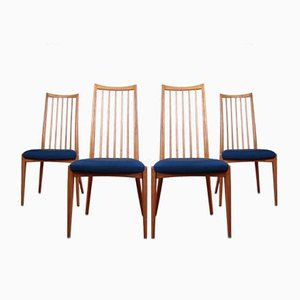 Chairs by Ernst Martin Dettinger, Set of 4