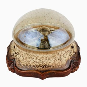 Keramik Deckenlampe von Pan Keramik, 1960er