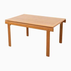 Mid-Century Oak Dining Table by H W Klein for Bramin