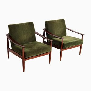Vintage Easy Chairs by Walter Knoll for Knoll Inc. / Knoll International, Set of 2