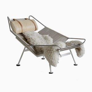 PP225 Flag Lounge Chair by Hans J. Wegner for PP Møbler