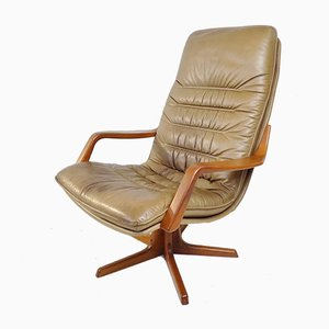 Leather C90 Chair from Berg