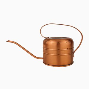 Vintage Copper Watering Can, 1960s