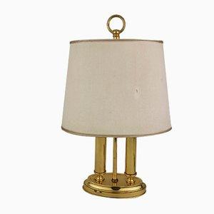 Art Deco Messing Tischlampe von WSB, 1960er
