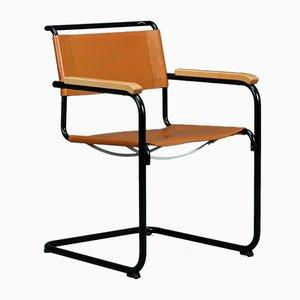 Sedia cantilever Bauhaus S34 di Mart Stam