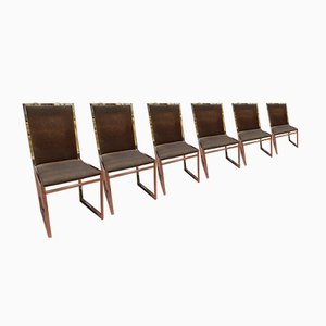 Chairs, Set of 6