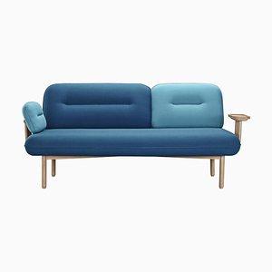 Blaues Cosmo Sofa von La Selva