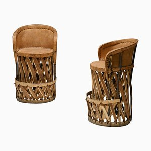 Mexican Art Populaire Bar Stool