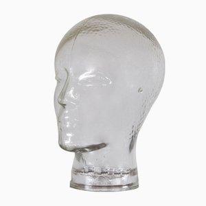 Vintage Glaskopf, 1960er