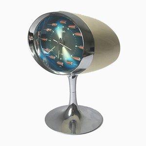 Space Age Model 51141 Alarm Clock from Rhythm Japan, 1970s