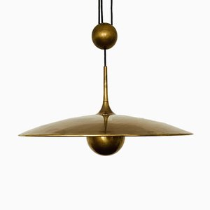 Adjustable Onos 55 Ceiling Lamp by Florian Schulz, 1970s
