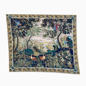 French Needlepoint Tapestry, 1970s