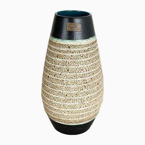 Fat Lava Ceramic Vase by Heinz Siery for Carstens Tönnieshof, Germany, 1960s
