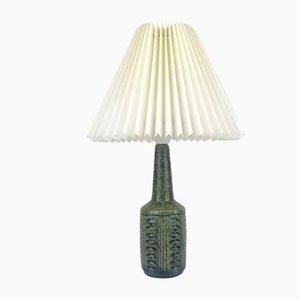 Vintage Green DL29 Table Lamp by Per Linnemann-Schmidt for Palshus, Denmark, 1960s
