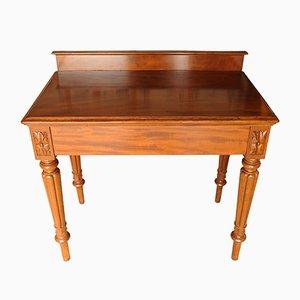 Table Console Victorienne en Acajou de Johnstone and Jeanes, London
