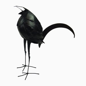Bird Sculpture by Michel Anasse