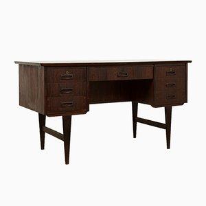 Mid-Century Palisander Schreibtisch