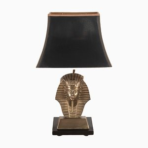 Hollywood Regency Pharaoh Lamp