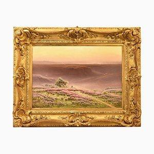 Antike Landschaftsmalerei
