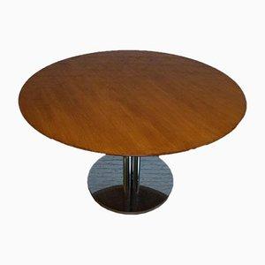 Runder Mid-Century Modern Tisch von Knoll Inc. / Knoll International