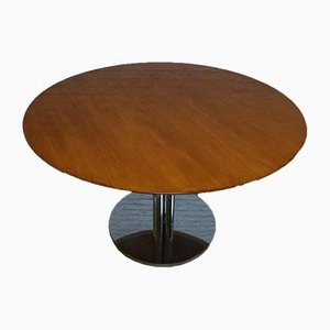 Table Ronde Mid-Century Moderne de Knoll Inc. / Knoll International