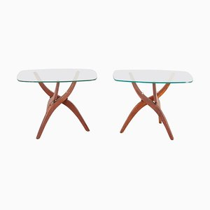 Side Tables by Forest Wilson, 1960s, Set of 2
