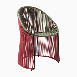 Olive Cartagenas Dining Chair by Sebastian Herkner