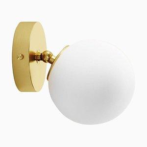 Handgefertigte Anemoi Wandlampe von Gobo Lights