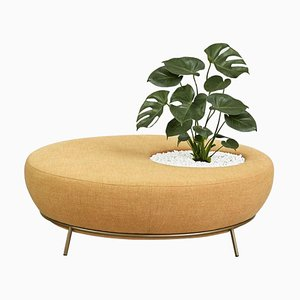 Nest Round Sofa Planter by Paula Rosales