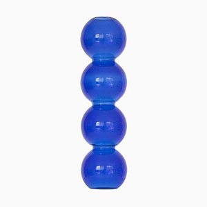 Blaue Bubble Vase von Valeria Vasi