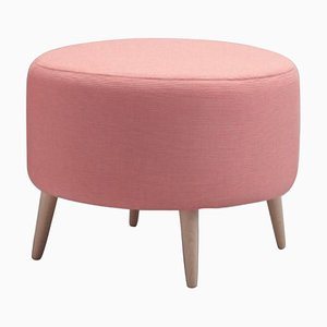 Round Alice Ottoman by Pepe Albargues