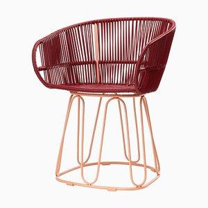 Purple Circo Dining Chair by Sebastian Herkner