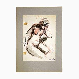 Leo Guida, Nude, Original Drawings , 1970s